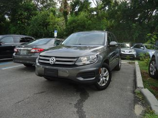 2016 Volkswagen Tiguan LEATHER. CAMERA. HTD SEATS. APPLECARPLAY SEFFNER, Florida