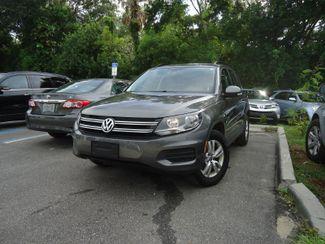 2016 Volkswagen Tiguan LEATHER. CAMERA. HTD SEATS. APPLECARPLAY SEFFNER, Florida 4
