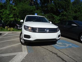 2016 Volkswagen Tiguan LEATHER. CAMERA. HTD SEATS. APPLECARPLAY SEFFNER, Florida 7