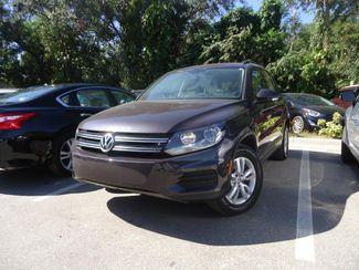 2016 Volkswagen Tiguan LEATHER. HTD SEATS. CAMERA. APPLE CARPLAY SEFFNER, Florida