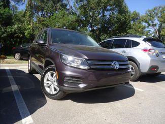 2016 Volkswagen Tiguan LEATHER. HTD SEATS. CAMERA. APPLE CARPLAY SEFFNER, Florida 6