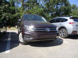 2016 Volkswagen Tiguan LEATHER. HTD SEATS. CAMERA. APPLE CARPLAY SEFFNER, Florida 7