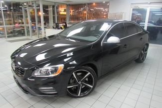 2016 Volvo S60 T6 R-Design Platinum W/NAVI/BACK UP CAM Chicago, Illinois 5