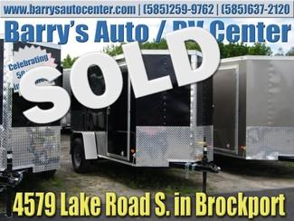 2016 Wells Cargo CargoTrac 5 x 10 CT5X101 Brockport, NY