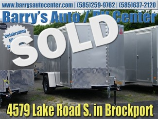 2016 Wells Cargo CargoTrac 6 x 10 CT6X101 Brockport, NY