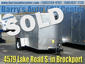 2016 Wells Cargo FastTrac 5 x 10 Brockport, NY