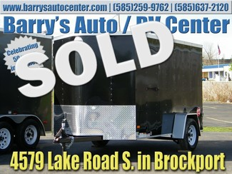 2016 Wells Cargo FastTrac 6 x 10 FT6101 Brockport, NY