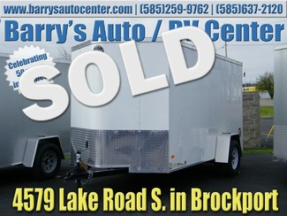 2016 Wells Cargo FastTrac 6 x 12 FT6121 Brockport, NY