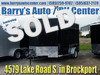 2016 Wells Cargo FastTrac 7 x 12 FT7121 Brockport, NY