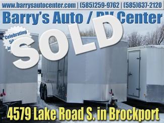 2016 Wells Cargo FastTrac 7 x 16 Brockport, NY