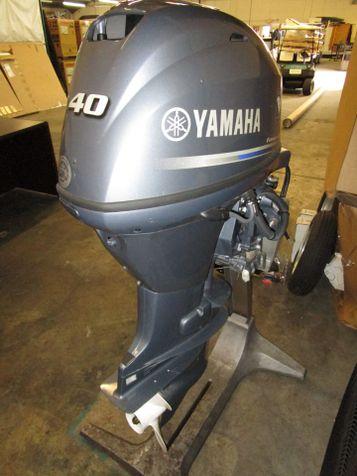 2016 Yamaha F40LA  in Charleston, SC