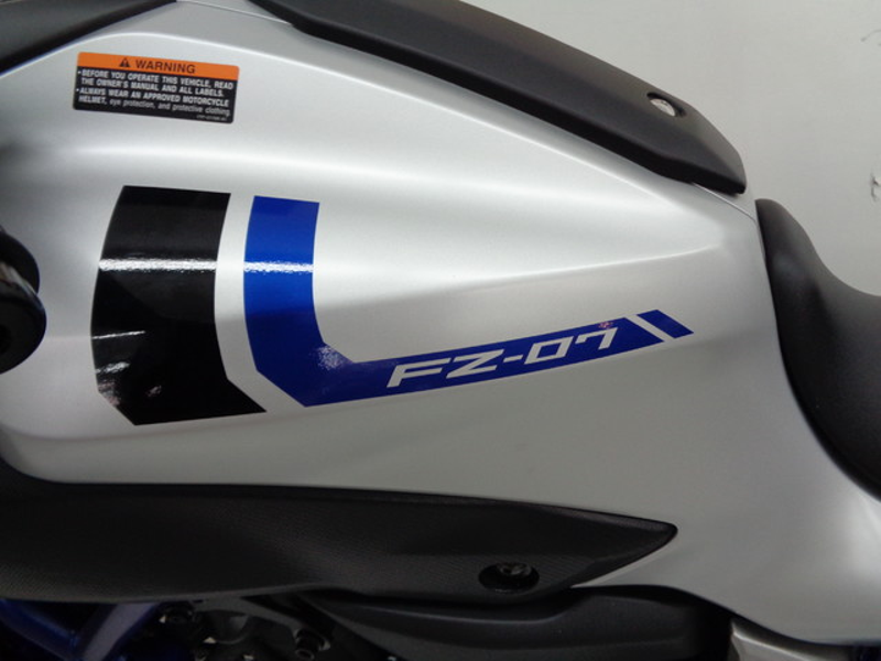 2016 Yamaha FZ-07   Oklahoma  Action PowerSports  in Tulsa, Oklahoma