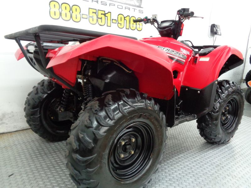 2016 Yamaha Grizzly EPS  Oklahoma  Action PowerSports  in Tulsa, Oklahoma