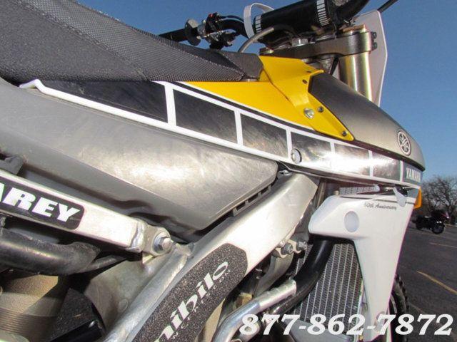 2016 Yamaha YZ450F 60th ANNIVERSARY EDITION YZ450F 60TH ANNIV McHenry, Illinois 15