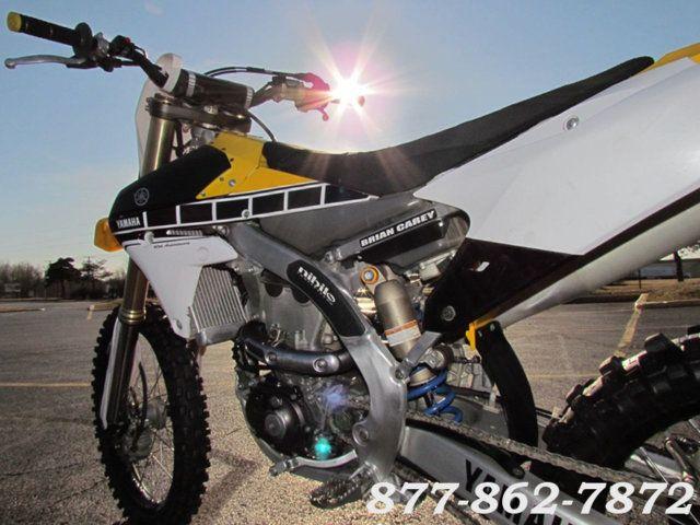 2016 Yamaha YZ450F 60th ANNIVERSARY EDITION YZ450F 60TH ANNIV McHenry, Illinois 24