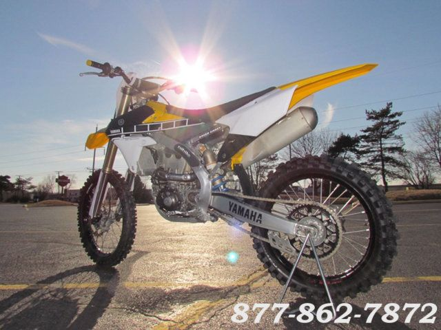 2016 Yamaha YZ450F 60th ANNIVERSARY EDITION YZ450F 60TH ANNIV McHenry, Illinois 31