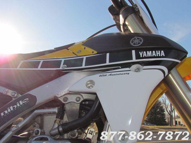 2016 Yamaha YZ450F 60th ANNIVERSARY EDITION YZ450F 60TH ANNIV McHenry, Illinois 36