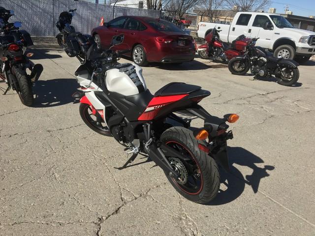 2016 Yamaha YZF R3 Ogden, Utah 1