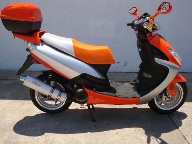 2016 Yong 10 D scooter Daytona Beach, FL 5