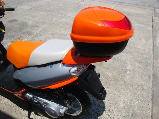 2016 Yong YN 12 scooter Daytona Beach, FL 5