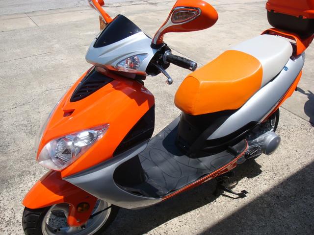 2016 Yong YN 12 scooter Daytona Beach, FL 6