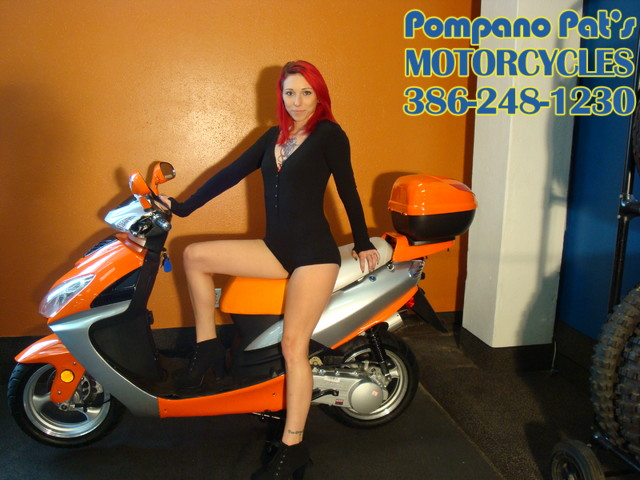 2016 Yong YN 12 scooter Daytona Beach, FL 0