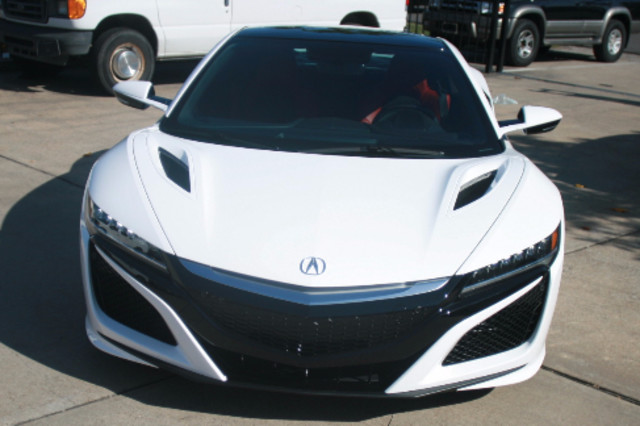 2017 Acura NSX  300 Houston, Texas 3