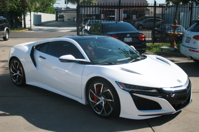 2017 Acura NSX  300 Houston, Texas 0