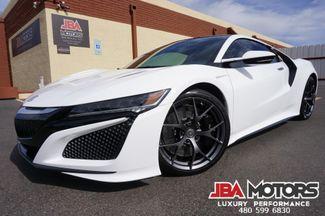 2017 Acura NSX SH-AWD Sport Hybrid Twin Turbo | MESA, AZ | JBA MOTORS in Mesa AZ