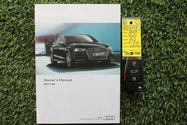 2017 Audi A3 Sportback e-tron Premium FWD - PHEV HYBRID - LIKE NEW! Mooresville , NC 18