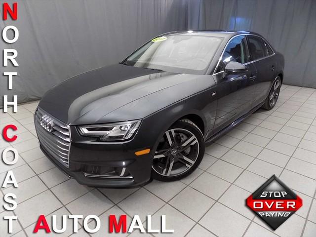 Used 2017 Audi A4, $37583