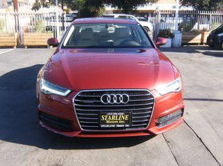 2017 Audi A6 Premium Plus Los Angeles, CA 1