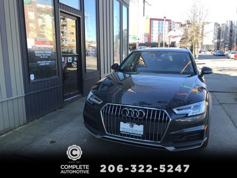 2017 Audi A4 Allroad Wagon Quattro Premium Plus B & O Sound Virtual Cockpit Navi Rear Camera Like New  in Seattle