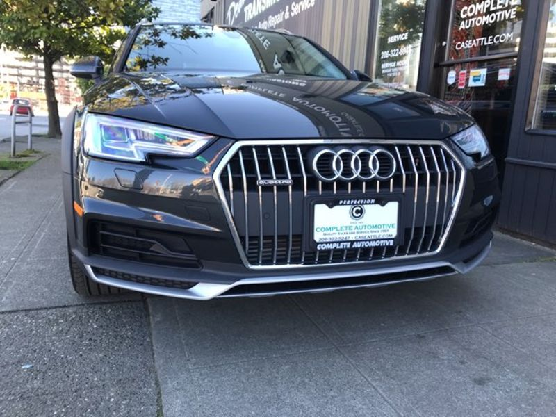 2017 Audi A4 Allroad Wagon Quattro Premium Plus B  O Sound Virtual Cockpit Navi Rear Camera Like New   city Washington  Complete Automotive  in Seattle, Washington