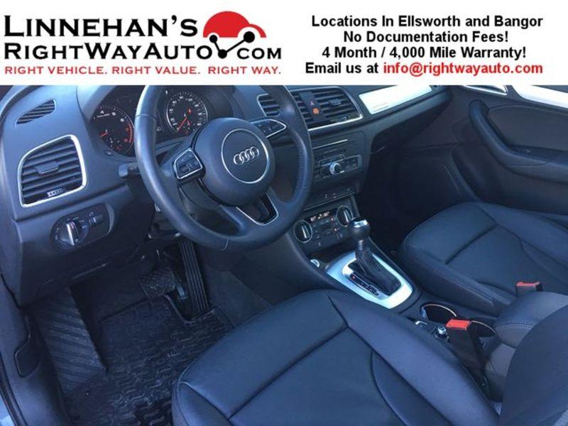 2017 Audi Q3 Premium  in Bangor, ME