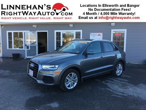 2017 Audi Q3 Premium in Bangor
