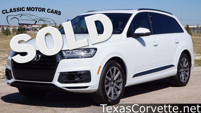 2017 Audi Q7 Prestige AWD | Lubbock, Texas | Classic Motor Cars