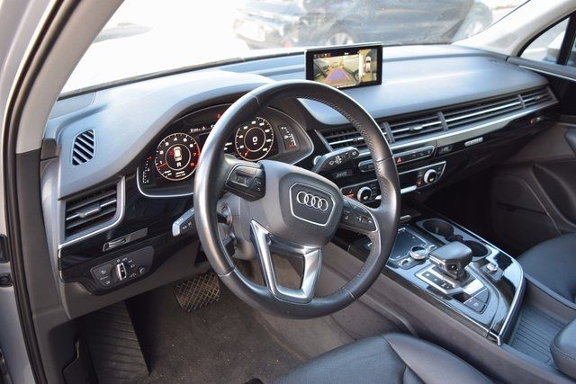 2017 Audi Q7 Premium Plus Richmond Hill, New York 17