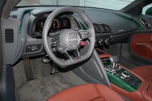 2017 Audi R8 Coupe V10 Houston, Texas 13