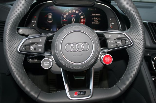 2017 Audi R8 Coupe V10 Houston, Texas 23