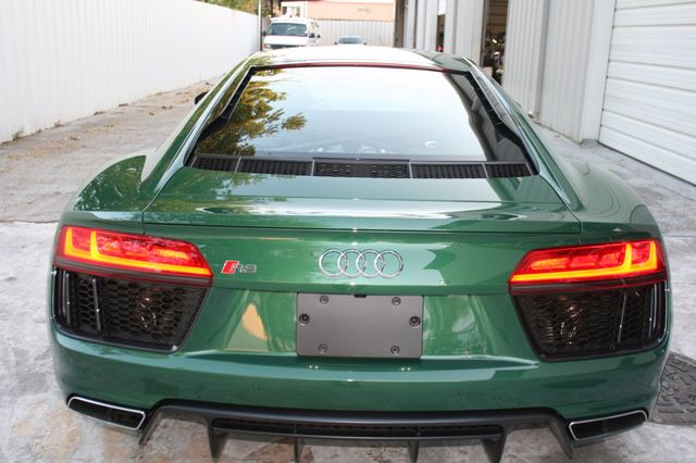 2017 Audi R8 Coupe V10 Houston, Texas 4