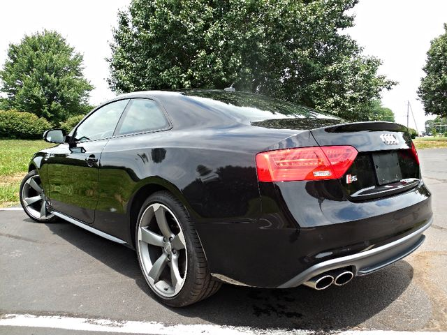 2017 Audi S5 Coupe Leesburg, Virginia 3