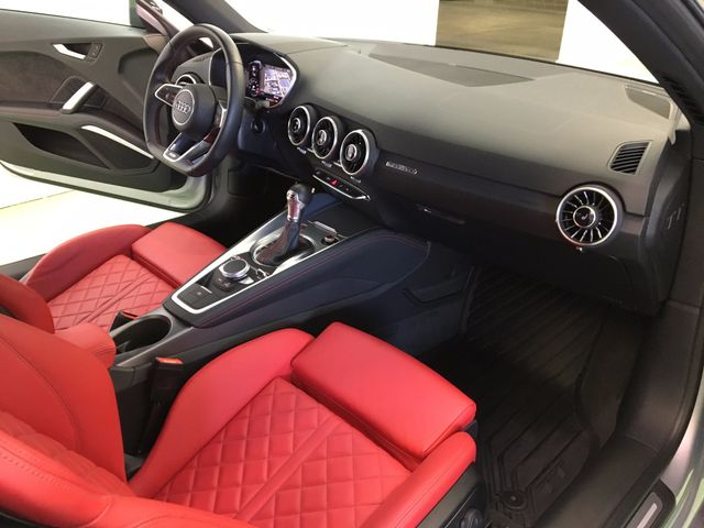 2017 Audi TTS Coupe 2.0T quattro S tronic Longwood, FL 15