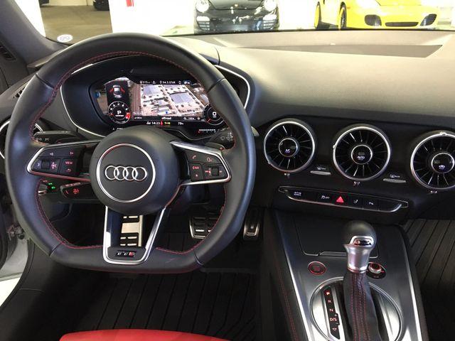 2017 Audi TTS Coupe 2.0T quattro S tronic Longwood, FL 16