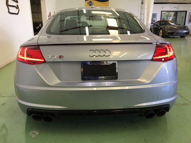 2017 Audi TTS Coupe 2.0T quattro S tronic Longwood, FL 9