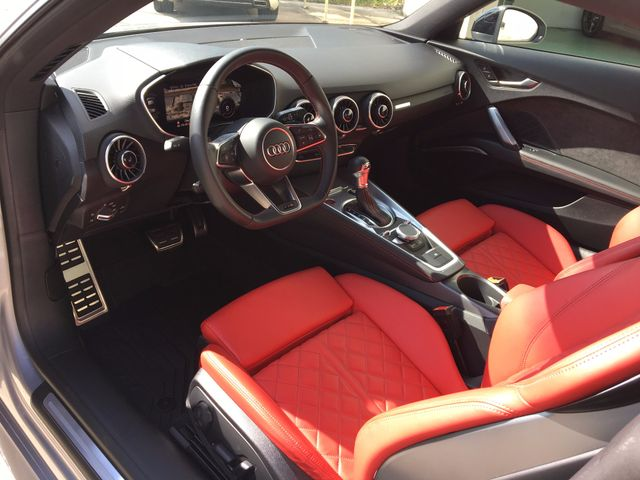 2017 Audi TTS Coupe 2.0T quattro S tronic Longwood, FL 42