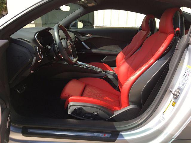 2017 Audi TTS Coupe 2.0T quattro S tronic Longwood, FL 43
