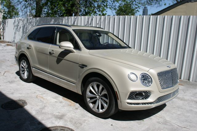 2017 Bentley Bentayga W12 Houston, Texas 5