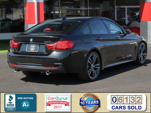 2017 BMW 440i GRAND COUPE RWD M SPORT EDITION! Mooresville , NC 2