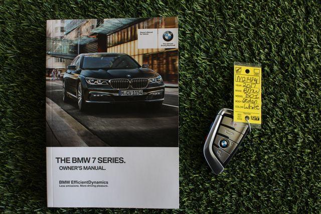 2017 BMW 750i RWD - M SPORT, EXECUTIVE & DRIVER PLUS II PKGS! Mooresville , NC 20